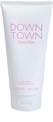 Calvin Klein Downtown leite corporal para mulheres