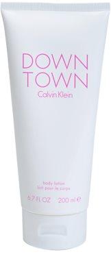 Calvin Klein Downtown tělové mléko pro ženy