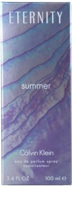 Calvin Klein Eternity Summer (2013) parfumska voda za ženske 2