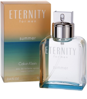 Calvin Klein Eternity for men Summer (2015) Eau de Toilette pentru barbati 1
