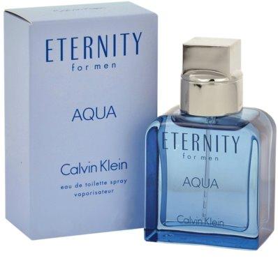 Calvin Klein Eternity Aqua for Men Eau de Toilette para homens