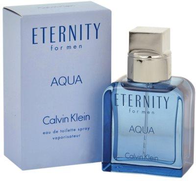 Calvin Klein Eternity Aqua for Men Eau de Toilette pentru barbati