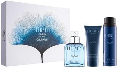 Calvin Klein Eternity Aqua for Men zestaw upominkowy