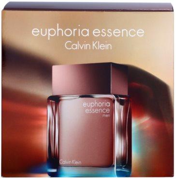 Calvin Klein Euphoria Essence Men Eau de Toilette pentru barbati 4