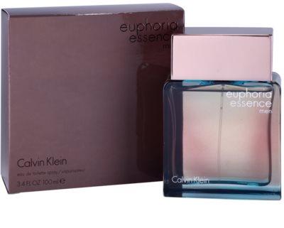 Calvin Klein Euphoria Essence Men Eau de Toilette für Herren 1