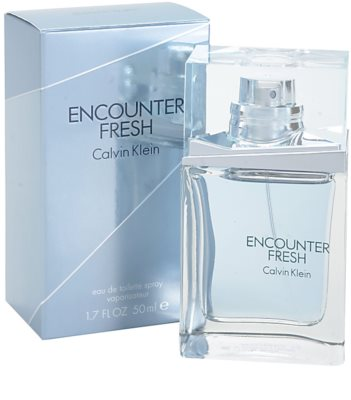 Calvin Klein Encounter Fresh eau de toilette para hombre 1
