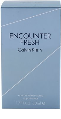 Calvin Klein Encounter Fresh eau de toilette para hombre 4