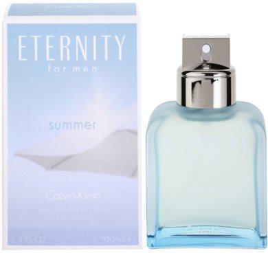 Calvin Klein Eternity for Men Summer (2014) toaletní voda pro muže