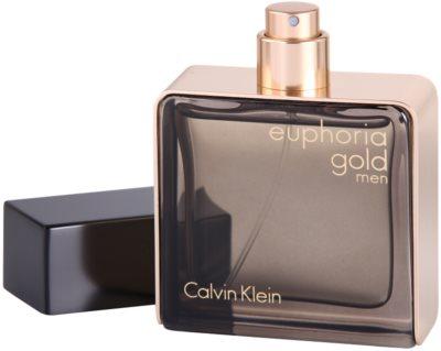Calvin Klein Euphoria Gold Men woda toaletowa dla mężczyzn 3