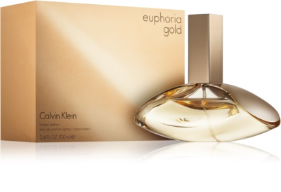 Calvin Klein Euphoria Gold Eau de Parfum für Damen 1