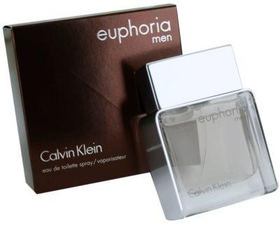 Calvin Klein Euphoria Men Eau de Toilette für Herren 1