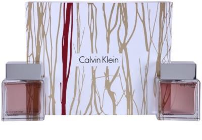 Calvin Klein Euphoria Men Geschenksets