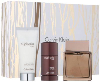 Calvin Klein Euphoria Men Intense подаръчен комплект