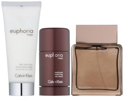Calvin Klein Euphoria Men Intense set cadou 2