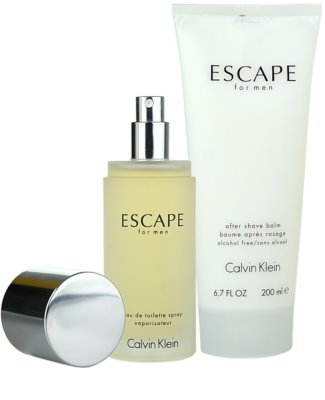 Calvin Klein Escape for Men lote de regalo 2