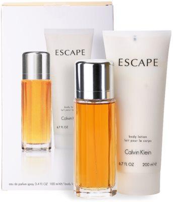 Calvin Klein Escape coffret presente 1