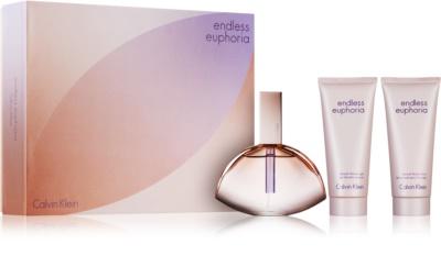 Calvin Klein Endless Euphoria set cadou