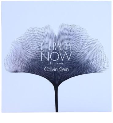 Calvin Klein Eternity Now dárková sada 1