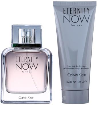 Calvin Klein Eternity Now dárková sada 2