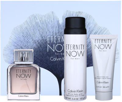 Calvin Klein Eternity Now подаръчен комплект