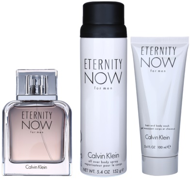 Calvin Klein Eternity Now darilni set 1