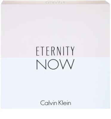 Calvin Klein Eternity Now set cadou 1