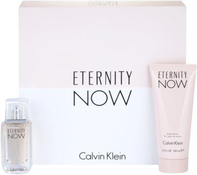 Calvin Klein Eternity Now ajándékszett