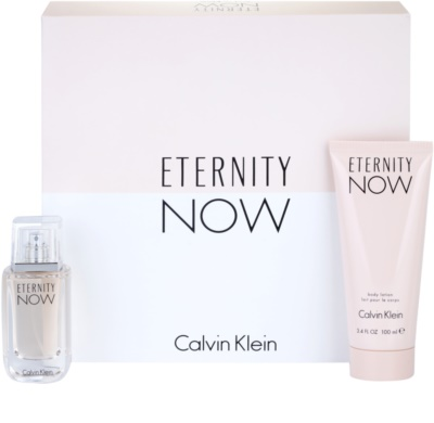 Calvin Klein Eternity Now set cadou