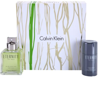 Calvin Klein Eternity for Men coffret presente