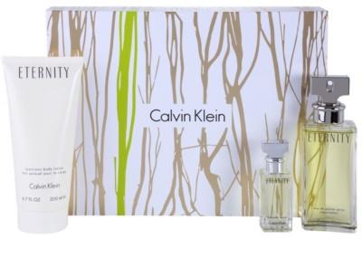 Calvin Klein Eternity lote de regalo
