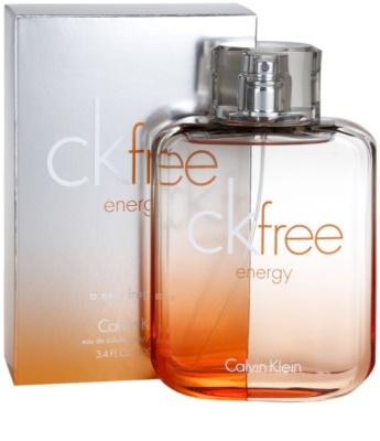 Calvin Klein CK Free Energy Eau de Toilette für Herren 1