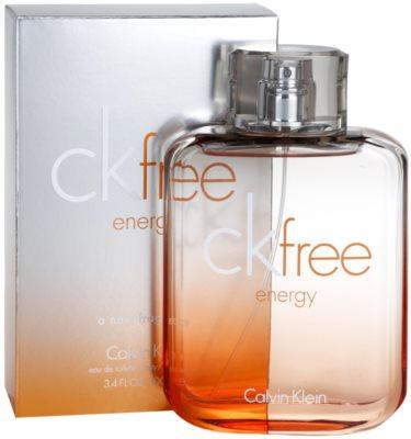 Calvin Klein CK Free Energy toaletní voda pro muže 1