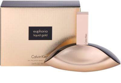 Calvin Klein Euphoria Liquid Gold парфюмна вода за жени 1