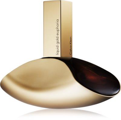 Calvin Klein Euphoria Liquid Gold eau de parfum nőknek