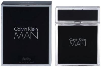 Calvin Klein Man loción after shave para hombre