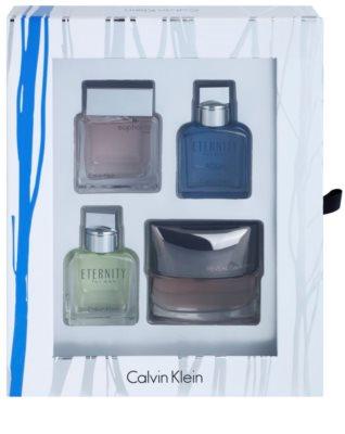 Calvin Klein Mini for Men coffret presente