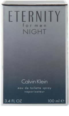 Calvin Klein Eternity Night eau de toilette para hombre 3