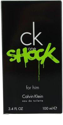 Calvin Klein CK One Shock for Him toaletna voda za moške 4
