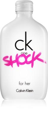 Calvin Klein CK One Shock for Her eau de toilette nőknek