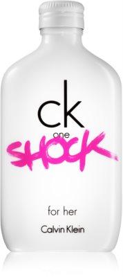 Calvin Klein CK One Shock for Her Eau de Toilette pentru femei