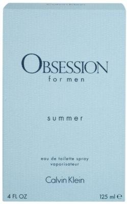 Calvin Klein Obsession Summer 2016 тоалетна вода за мъже 1
