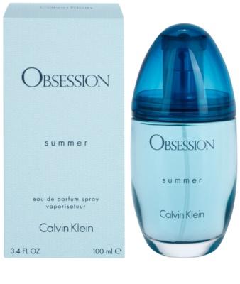 Calvin Klein Obsession Summer 2016 parfumska voda za ženske