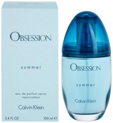 Calvin Klein Obsession Summer 2016 парфумована вода для жінок