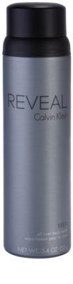 Calvin Klein Reveal spray corporal para hombre