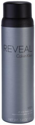 Calvin Klein Reveal spray do ciała dla mężczyzn
