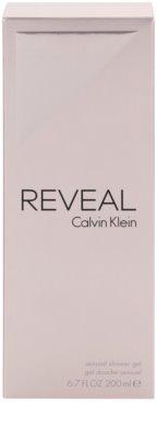Calvin Klein Reveal sprchový gél pre ženy 3