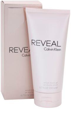 Calvin Klein Reveal sprchový gél pre ženy 1
