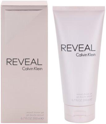 Calvin Klein Reveal gel za prhanje za ženske