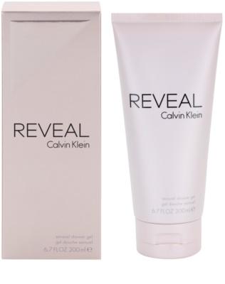 Calvin Klein Reveal sprchový gel pro ženy