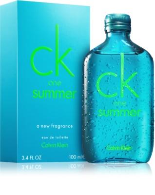 Calvin Klein CK One Summer 2013 eau de toilette unisex 1